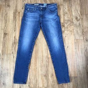 Adriano Goldschmied Medium Wash Jeans Size 30 R